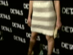 Yvonne Strahovski at the Details Magazine Celebrates 'Mavericks 2008' at NULL in Beverly Hills California on March 21 2008