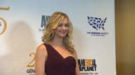 Yvonne Strahovski at the The 25th Anniversary Genesis Awards Presented By The Humane Society Of The United States at Century City CA