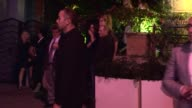 Yvonne Strahovski departs 2013 EMMY Eve Soiree at Sunset Tower in WeHo at Celebrity Sightings in Los Angeles on September 21 2013 in Los Angeles CA