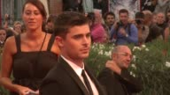 69th Venice Film Festival at Sala Grande on August 31 2012 in Venice Italy