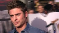 Zac Efron at the 2014 MTV Movie Awards at Nokia Theatre LA Live on April 13 2014 in Los Angeles California