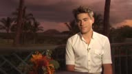 Zac Efron on upcoming projects at the 2010 Maui Film Festival Zac Efron Honored With Shining Star Award at Wailea HI