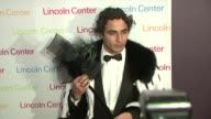 Zac Posen at the Young Patrons of Lincoln Center Annual Fall Masquerade Gala at New York NY