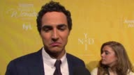INTERVIEW Zac Posen talks about his excitement at hosting the luncheon at Variety's Power Of Women New York at Cipriani 42nd Street on April 25 2014...