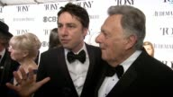INTERVIEW Zach Braff and father Harold Irwin Braff On his dad bringing him to the shows when he was a kid It was important for him to bring his date...