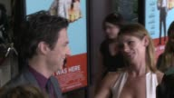 Zach Braff Ashley Greene at 'Wish I Was Here' Los Angeles Premiere Presented By Focus Features in Los Angeles CA