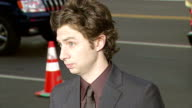 Zach Braff at the 'The Last Kiss' Los Angeles Premiere at DGA Theater in Los Angeles California on September 13 2006