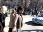 Zach Braff in New York at the Celebrity Sightings in New York at New York NY