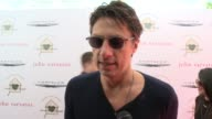 INTERVIEW Zach Braff on the event and on John Varvatos at The John Varvatos 12th Annual Stuart House Benefit With Honorary Chair Chris Pine Hosted By...