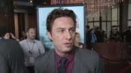 INTERVIEW Zach Braff on what he hopes audiences will take away from the film on what the Kickstarter campaign meant to him personally at 'Wish I Was...