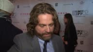 INTERVIEW Zach Galifanakis on how fun it is to be part of a film he's so proud of On playing a manager in the film on what he liked about his role...