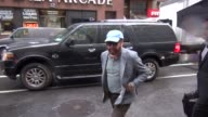 Zach Galifianakis at NBC Studios in New York NY on 5/9/13