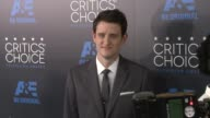 Zach Woods at the 2015 Critics' Choice Television Awards at The Beverly Hilton Hotel on May 31 2015 in Beverly Hills California
