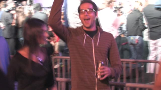 Zachary Levi at Comic Con at the Celebrity Sightings in San Diego at Los Angeles CA