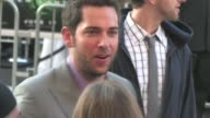 Zachary Levi at Green Lantern Premiere in Hollywood