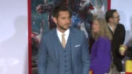 Zachary Levi at Iron Man 3 World Premiere 4/24/2013 in Hollywood CA