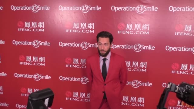 Zachary Levi at Operation Smile's Los Angeles Smile Gala at the Beverly Wilshire Beverly Hills at Celebrity Sightings in Los Angeles on September 30...