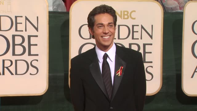 Zachary Levi at the 67th Annual Golden Globe Awards Arrivals Part 3 at Beverly Hills CA
