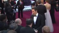 Zachary Levi at the 83rd Annual Academy Awards Arrivals Part 2 at Hollywood CA