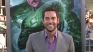 Zachary Levi at the 'Green Lantern' Los Angeles Premiere at Hollywood CA