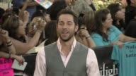 Zachary Levi at the 'The Twilight Saga Eclipse' Premiere at Los Angeles CA