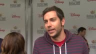 Zachary Levi on how he feels to be at the 22nd Annual Time for Heroes Celebrity Picnic if this is his first time attending why he wanted to come and...