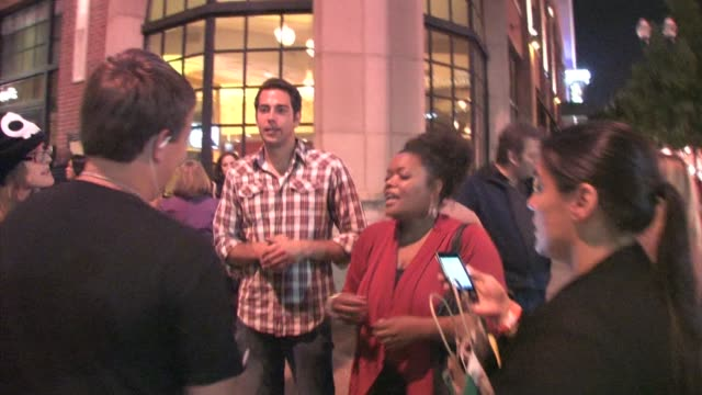 Zachary Levi outside Hotel Solamar at the Celebrity Sightings in San Diego at Los Angeles CA