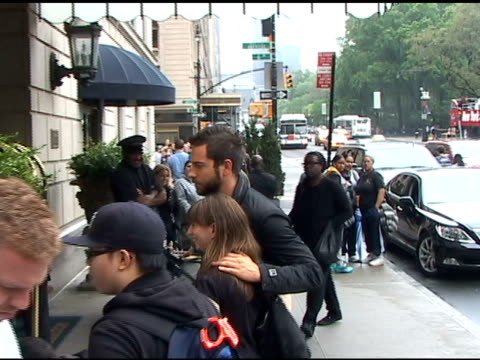 Zachary Levy at NBC Upfronts at the Ritz Carlton