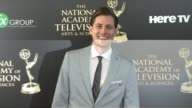 Zack Conroy at the 2014 Daytime Emmy Awards at The Beverly Hilton Hotel on June 22 2014 in Beverly Hills California