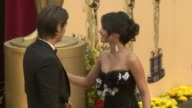 Zack Efron and Vanessa Hudgens at the 81st Academy Awards Arrivals Part 5 at Los Angeles CA