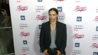 Zahn McClarnon at FX's 'FARGO' Los Angeles Premiere at ArcLight Cinemas on October 07 2015 in Hollywood California