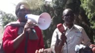 Zambian opposition leader Hakainde Hichilema is released from prison and the treason charges against him dropped shortly before his trial was to...