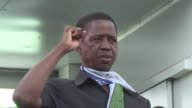 Zambian President Edgar Lungu declares a state of emergency after a series of apparent arson attacks in a move likely to trigger fresh accusations of...