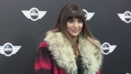 Zara Martin at the Mini car Launch Party at Old Sorting House on November 18 2013 in London England
