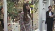 Zara Martin at Zara Martin vs Skinnydip launch party on August 04 2015 in London England
