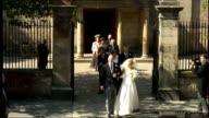 Zara Phillips has baby girl Edinburgh Canongate Kirk Zara Phillips and Mike Tindall waving as leaving church on their wedding day