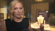 INTERVIEW Zara Phillips on the collaboration with Calleija at Zara Phillips Collection by Calleija launch party on June 18 2015 in London England