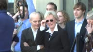 Zeljko Ivanek and Glenn Close at the Glenn Close Receives a Star on the Hollywood Walk of Fame at Los Angeles CA
