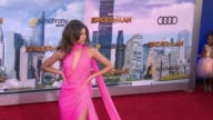 """Zendaya at Audi Arrivals at The World Premiere of """"SpiderMan Homecoming"""" in Los Angeles CA"""