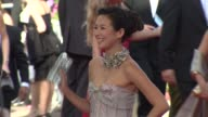 Zhang Ziyi at the Cannes Film Festival 2009 Visage Face Steps at Cannes