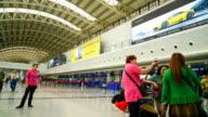 Zhengzhou Xinzheng International Airport terminal 2 departure hall