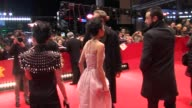 Zhou Xun Kwai Lun Mei at Flying Swords of Dragon Gate Premiere 62nd International Berlin Film Festival 2012 at Berlinale Palace on February 17 2012...