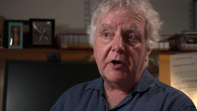 INT Professor Jimmy Whitworth interview SOT
