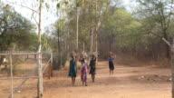 Zimbabwe rural area