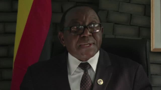 Zimbabwean President Robert Mugabe fires Vice President Emmerson Mnangagwa as the battle between Mnangagwa and Mugabe's wife Grace to succeed the...