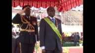 Zimbabwean President Robert Mugabe in power since 1980 has been nominated by his party to stand again for president in elections expected later this...