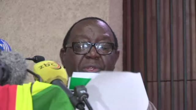Zimbabwe's ruling ZANU PF party said on Sunday that Robert Mugabe must resign as the country's president or face impeachment as it also resolved to...