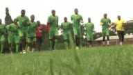 Zimbabwe's sports ministry has stumped up $1 million emergency funding after player grievances over accommodation and training facilities threatened...