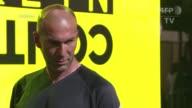 Zinedine Zidane hasta ahora tecnico del filial del Real Madrid fue nombrado este lunes nuevo entrenador del equipo blanco tras el cese de Rafael...