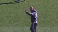 Zinedine Zidane the new Real Madrid coach kicked off the first day of his sensational new role with a high profile training session attended by...